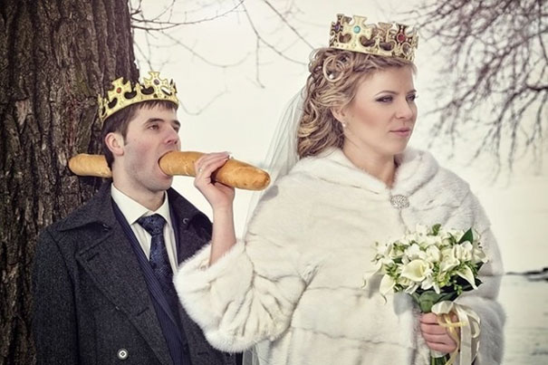 Awkward russian wedding photos that are so bad theyre good good awkward russian wedding junglespirit Image collections